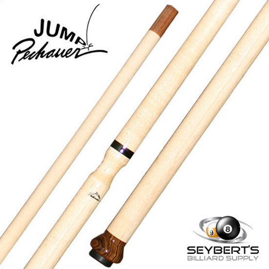Pechauer jump cue pechauer custom cues natural jump pool cue for Pool cues design your own